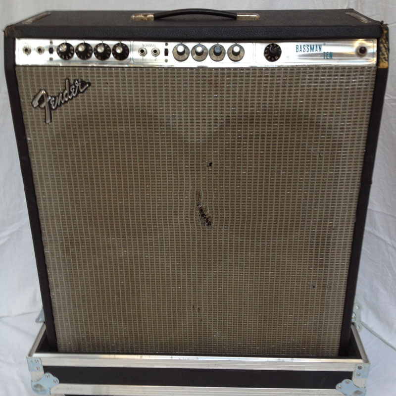 dating vintage fender amps serial number